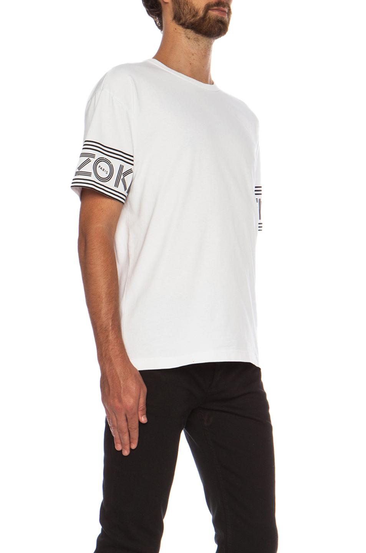 Kenzo SKATE polo shirt lqcO67L2MT