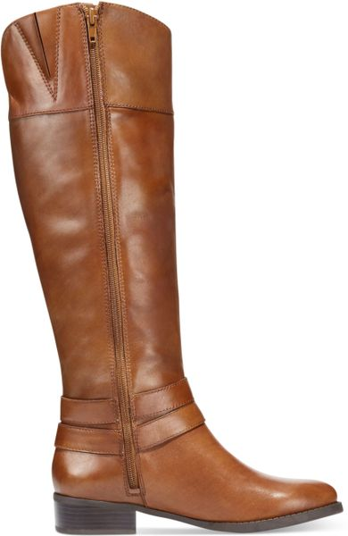 Inc International Concepts Women S Fahnee Wide Calf Riding