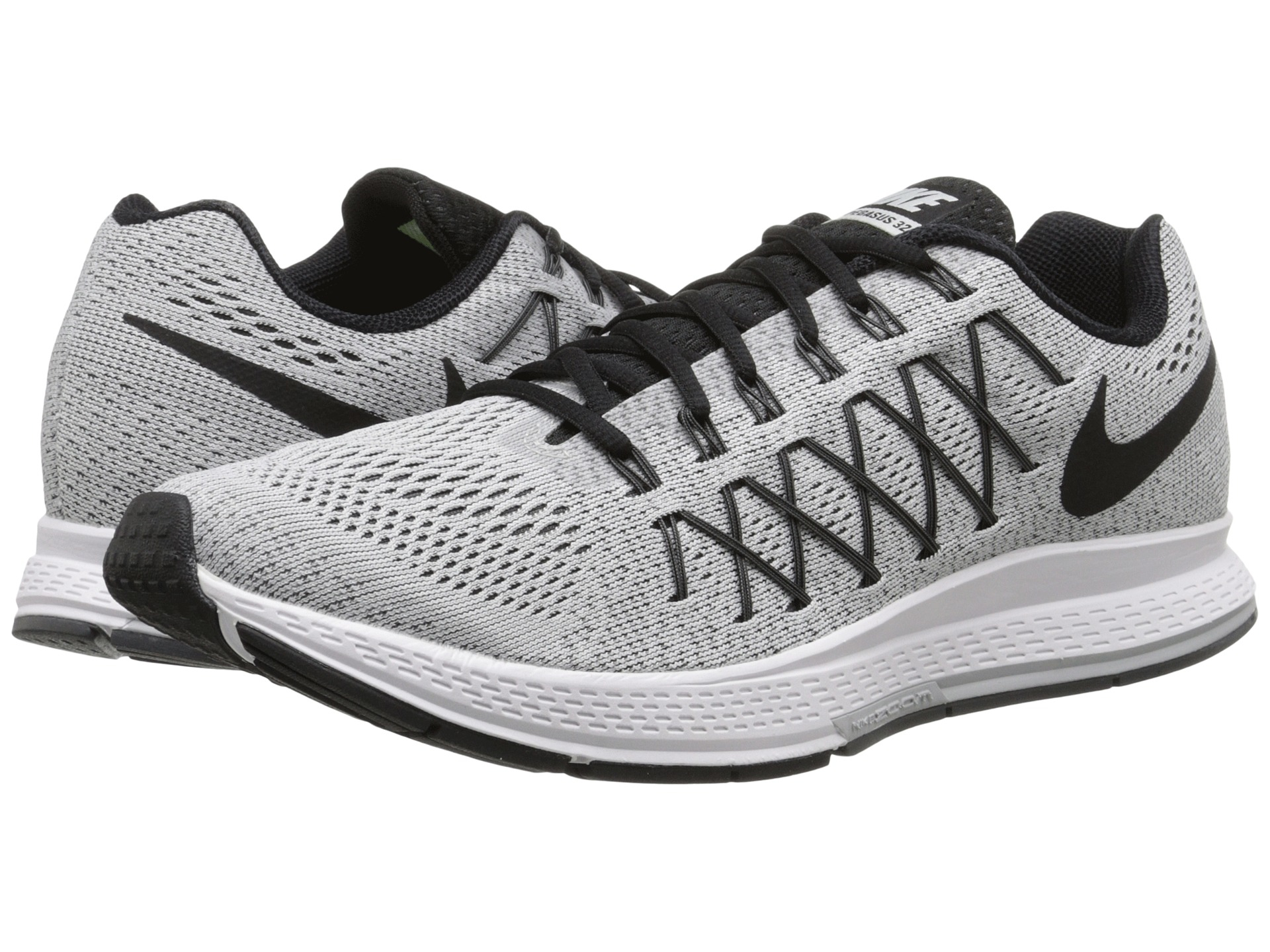 5b25106519df switzerland nike air zoom pegasus 32 mens running shoes cool grey blue  7712c 75c1f  netherlands gallery. previously sold at zappos mens nike  pegasus 51028 ...