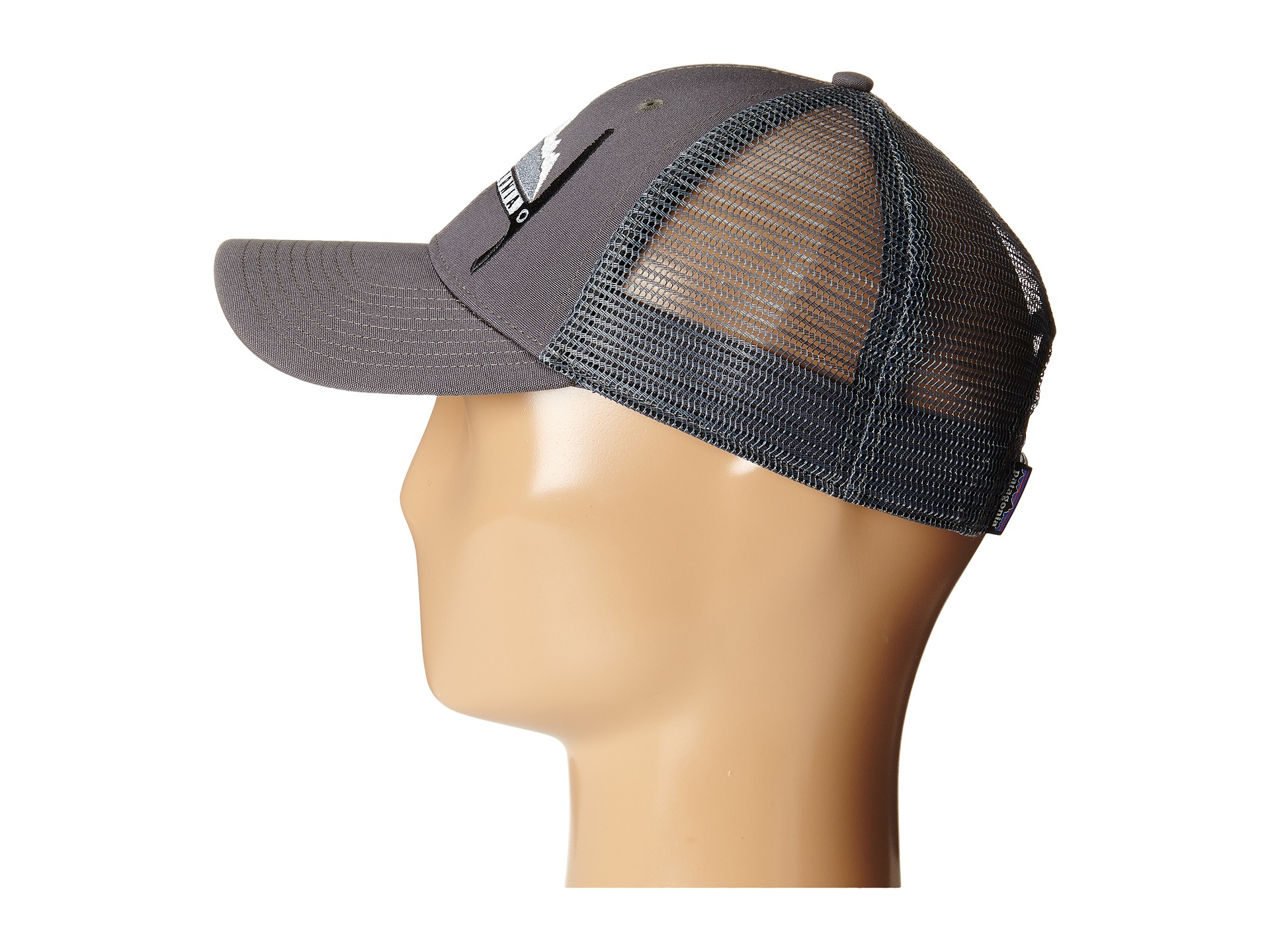185559d458cc4 Lyst - Patagonia Day-To-Day Piolet Lopro Trucker Hat in Gray for Men