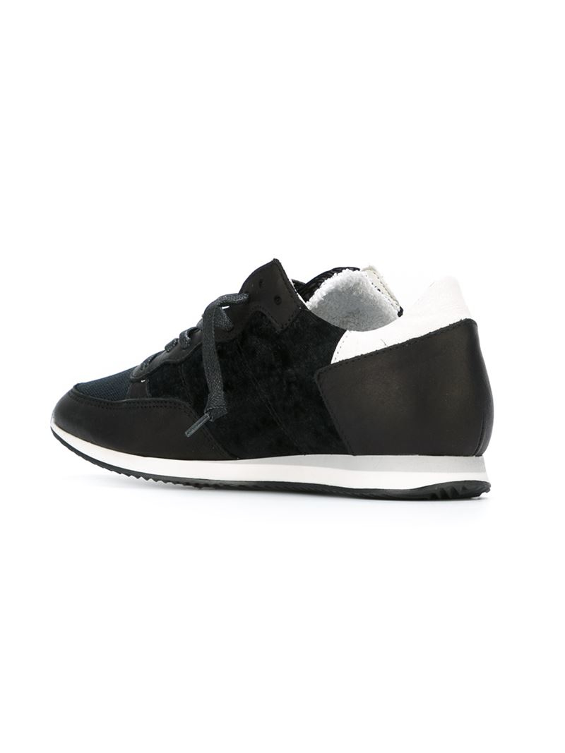 Tropez Basic sneakers - Black Philippe Model