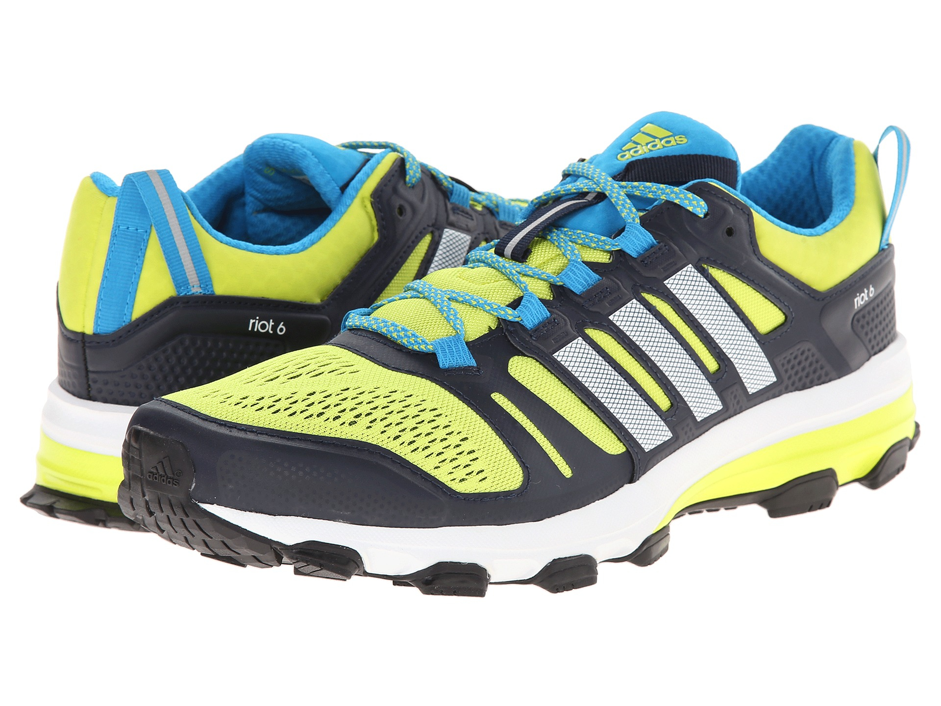 62c2bd426 Lyst - adidas Supernova Riot 6 in Blue for Men