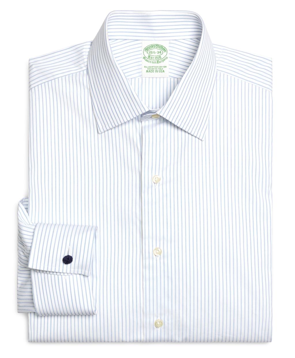 Brooks Brothers Men's Dress Shirts White