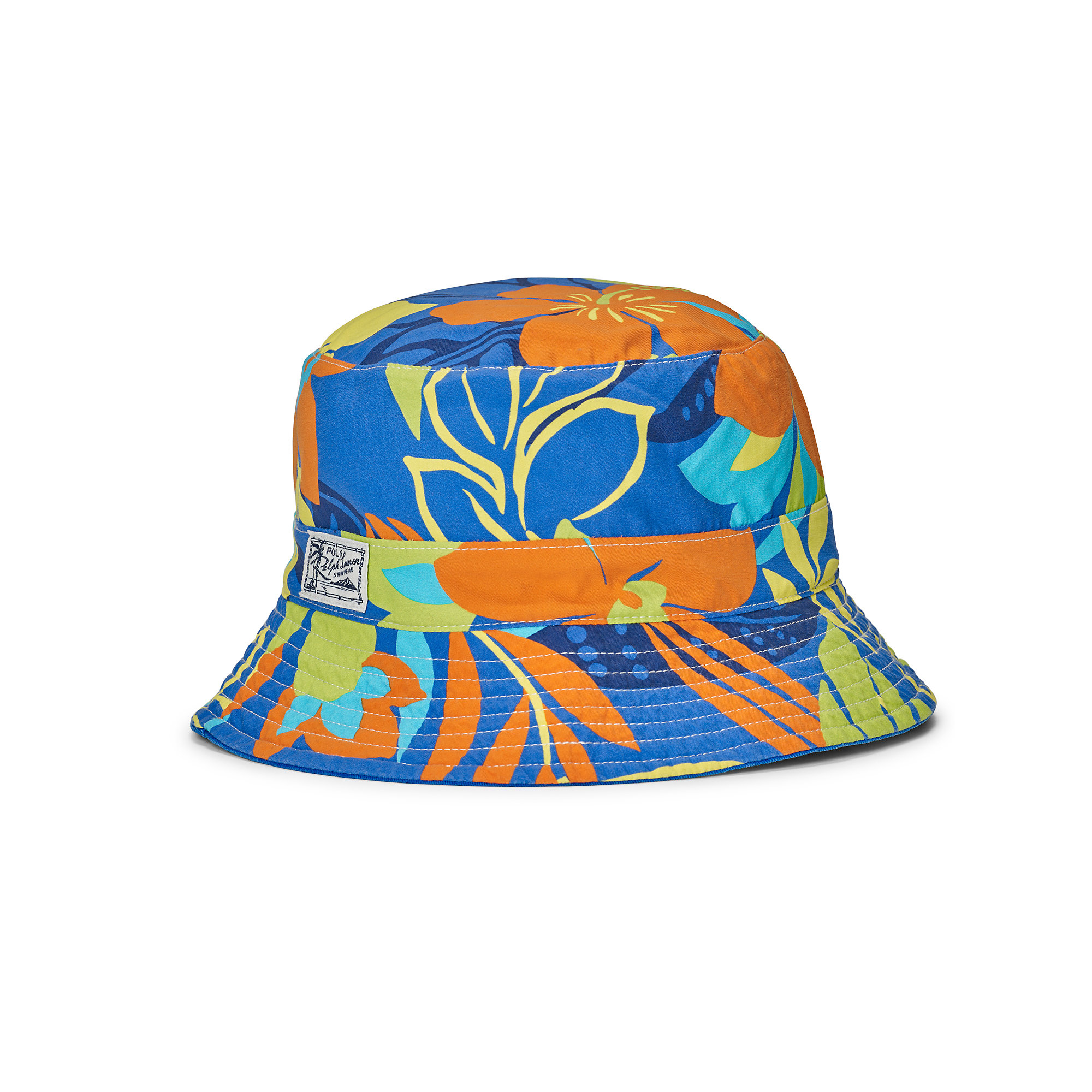 Lyst - Polo Ralph Lauren Reversible Twill Bucket Hat for Men fcda356089dd