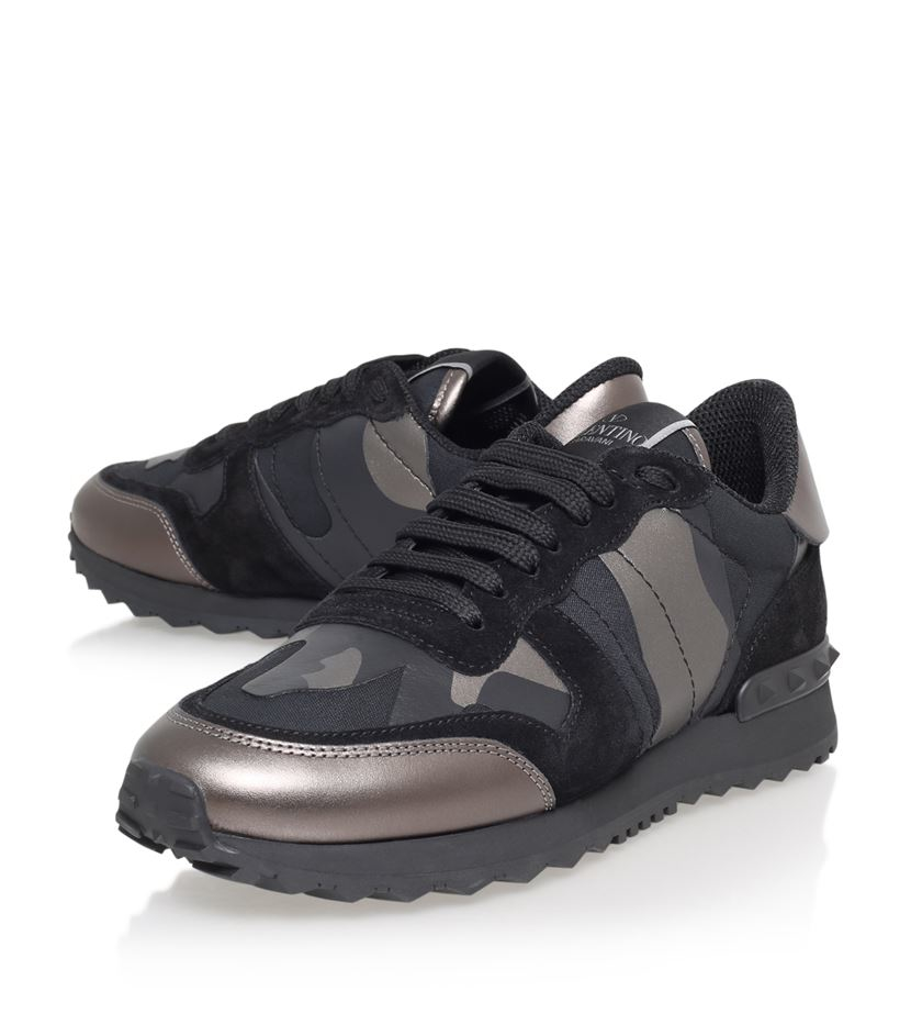 Valentino camouflage Rockrunner sneakers recommend online q51raHx