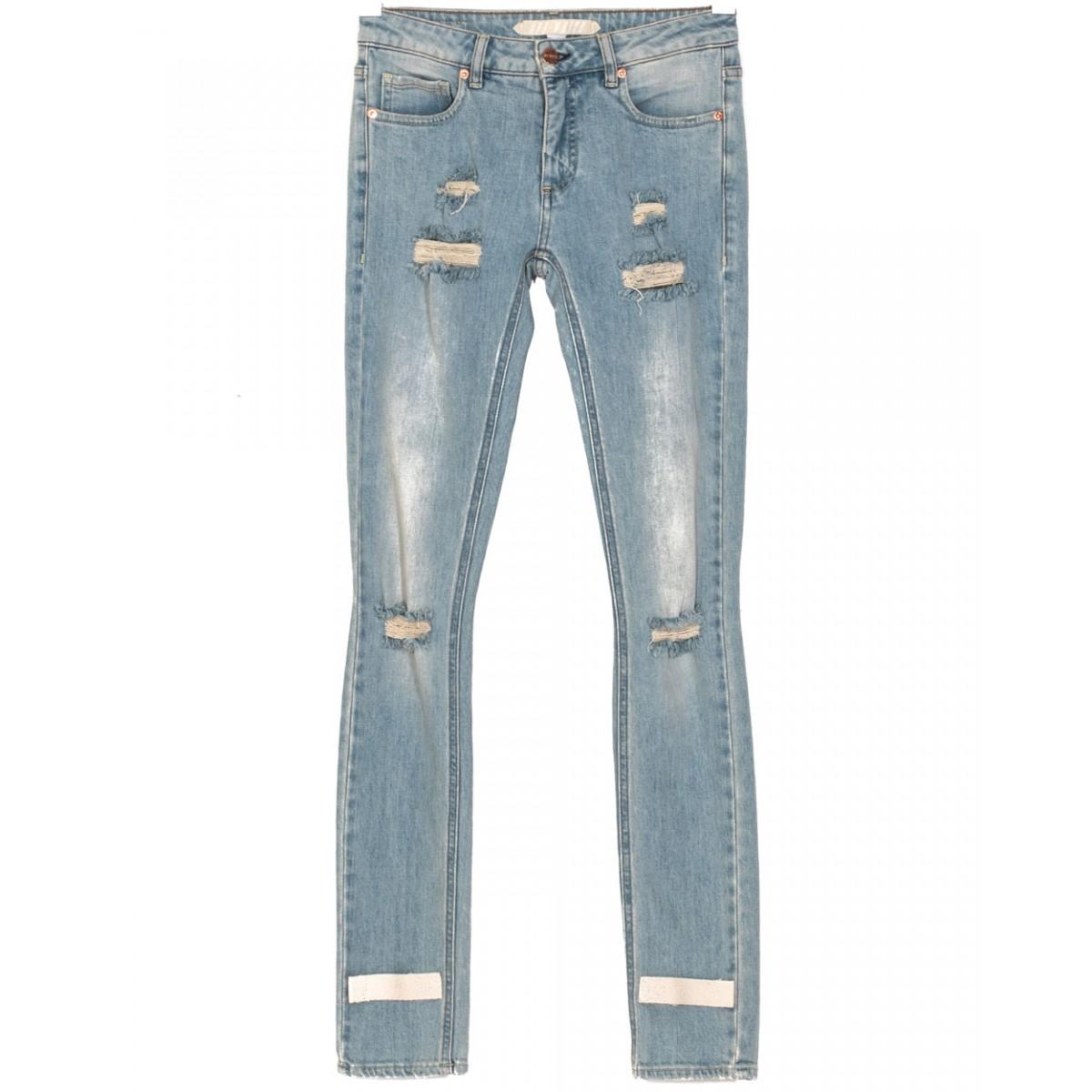 Off White Jeans For Women - Xtellar Jeans