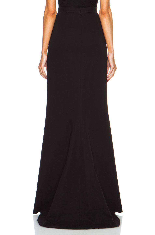 J mendel black dress victorian