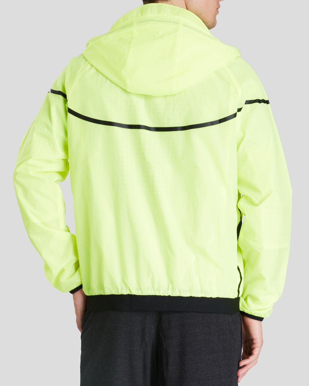 65514166f4 Lyst - Nike Tech Windrunner in Yellow for Men