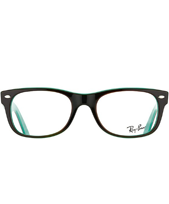 Best Lightweight Eyeglass Frames : Ray-ban Ray Ban Rx5184 New Wayfarer 5161 Top Light Havana ...
