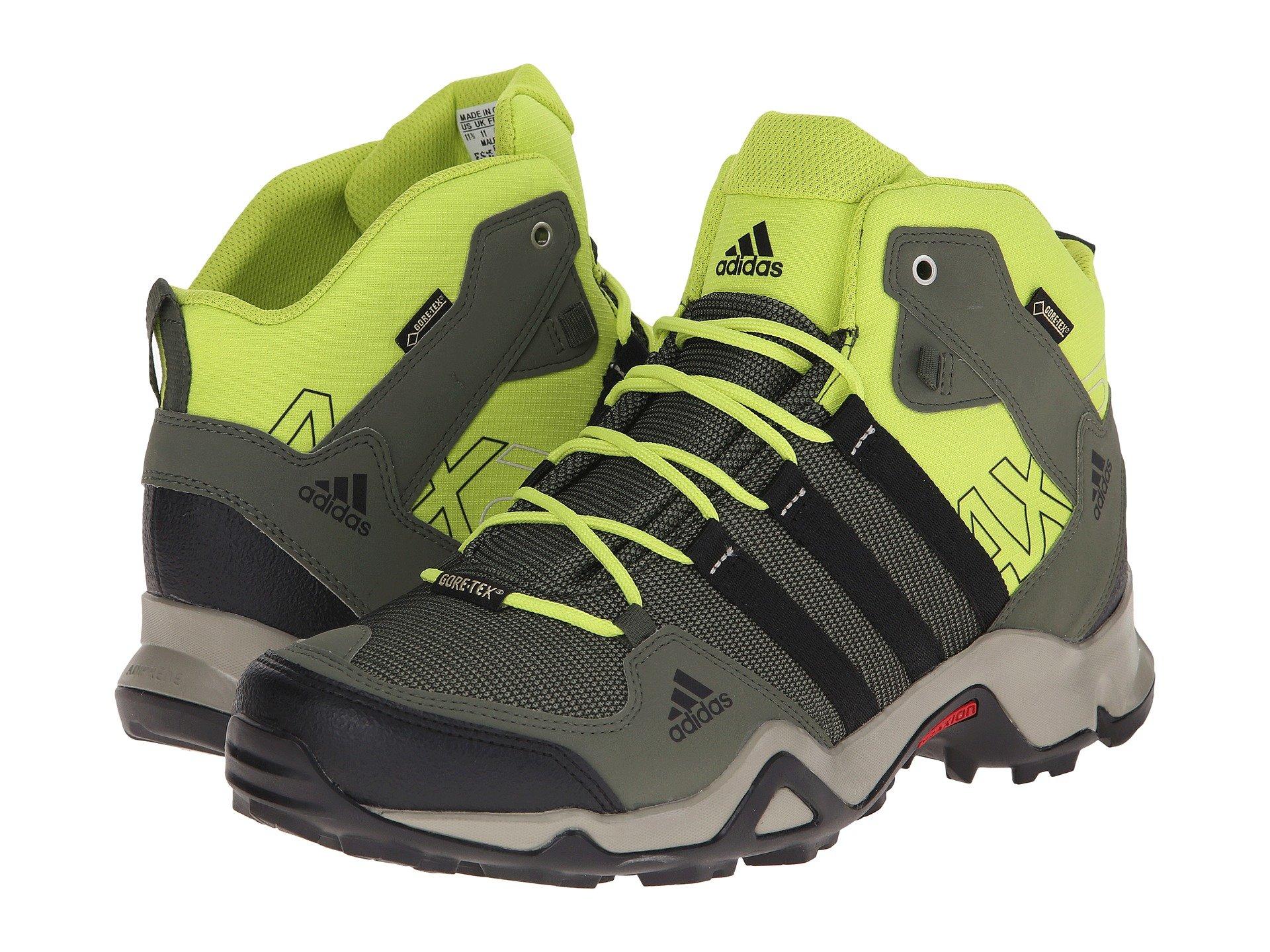 super popular 53ca3 372b2 Lyst - adidas Ax 2 Mid Gtx in Green for Men