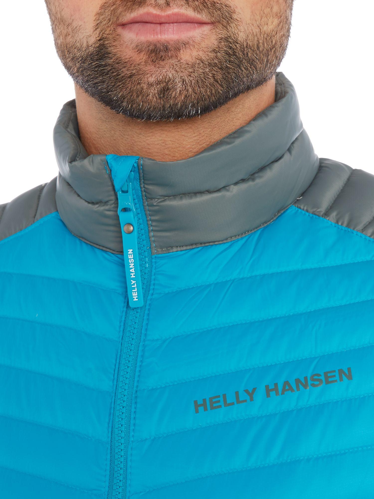 Helly hansen Verglas Hybrid Insulator in Blue for Men | Lyst