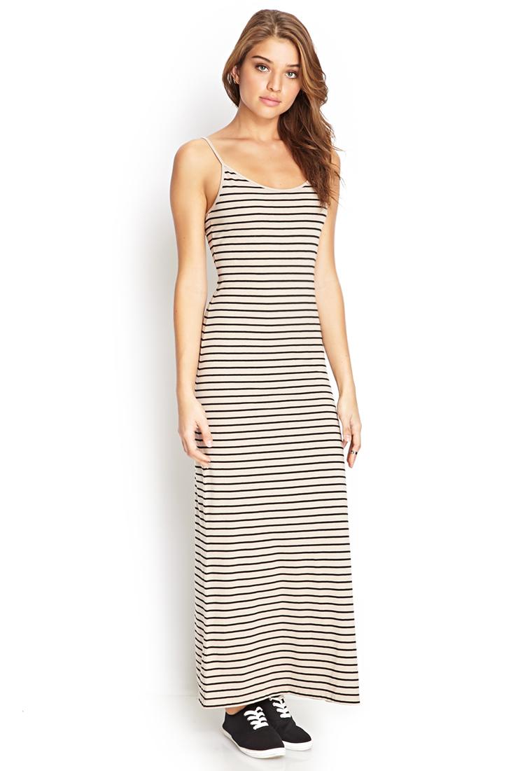 Striped Dress Forever 21