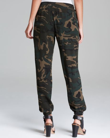 Innovative Bullhead Denim Co. Camo Chino Jogger Pants ($49) Liked On Polyvore Featuring Pants Women Pants ...
