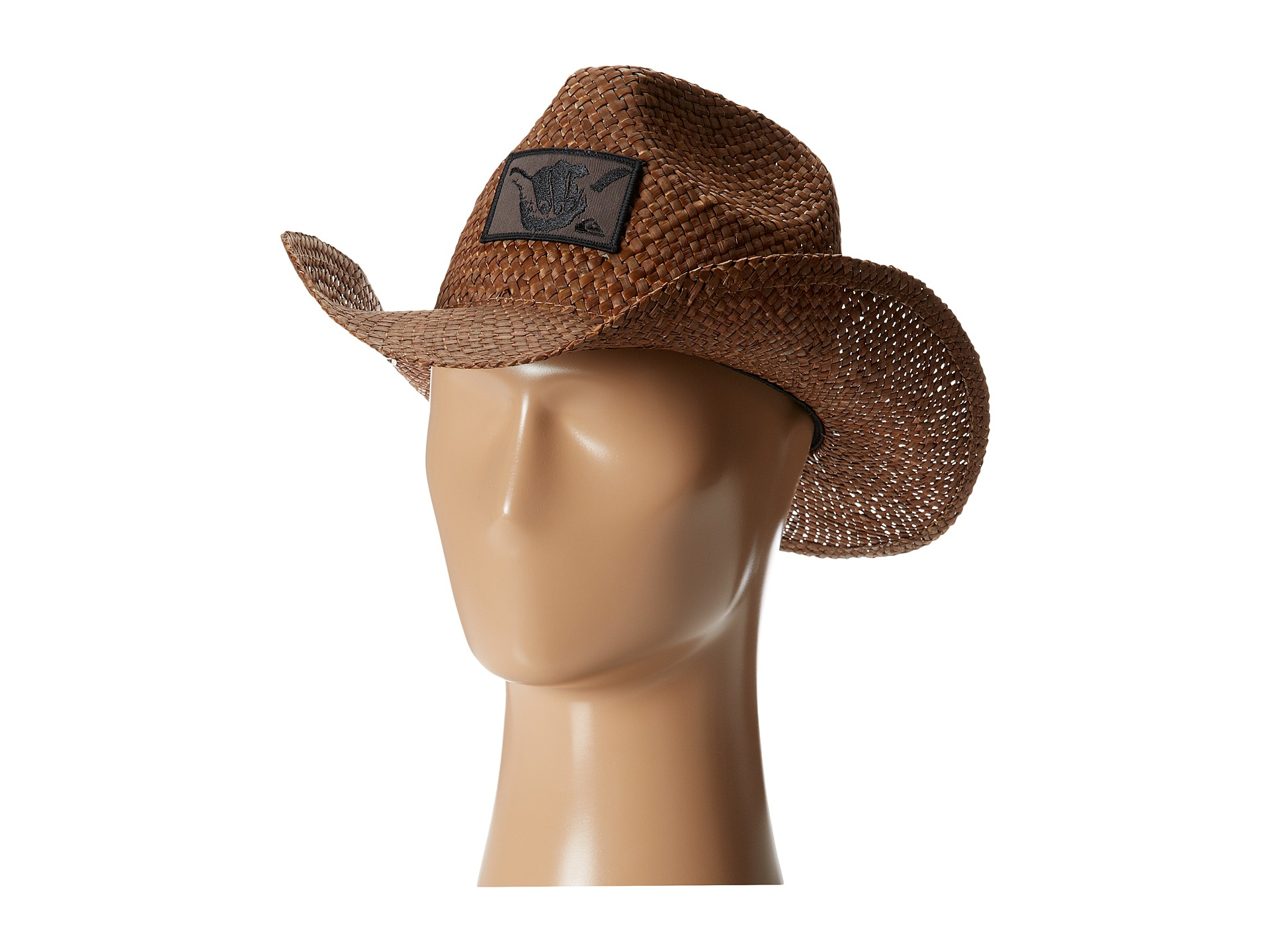 e6aaa485309 Lyst - Quiksilver Ranger Hat in Brown for Men