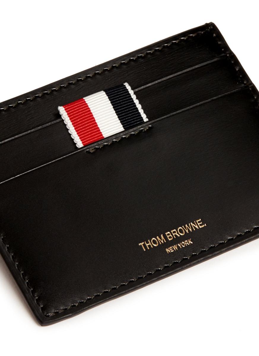 gallery - Thom Browne Card Holder