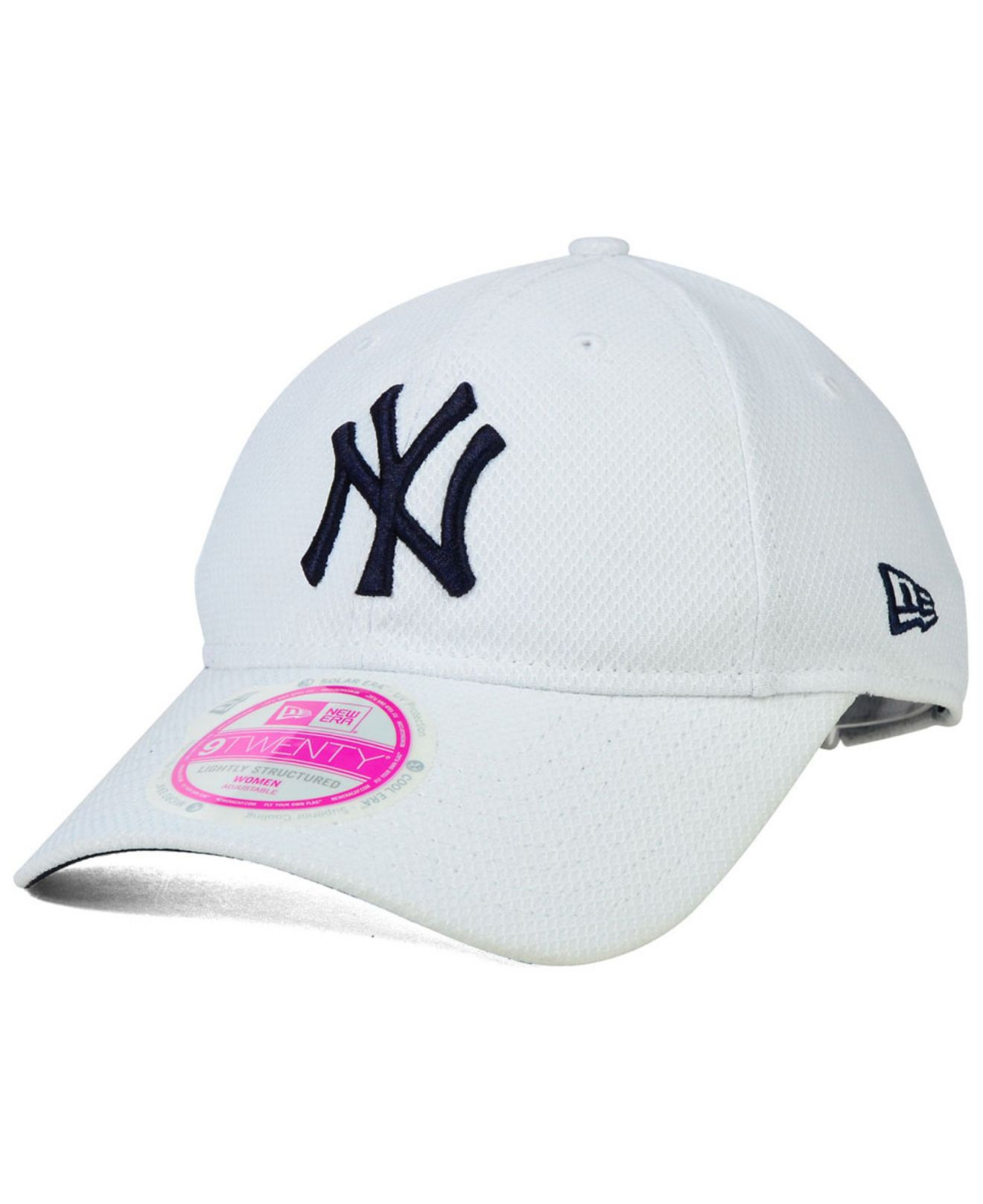 Lyst - KTZ Women S New York Yankees 9Twenty Cap in White 2a0da9c7afe