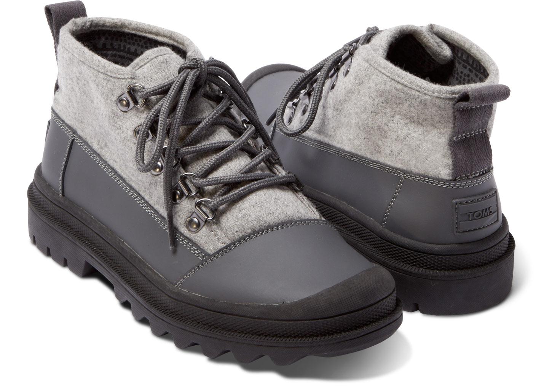 Lyst Toms Castlerock Grey Light Wool Women S Cordova