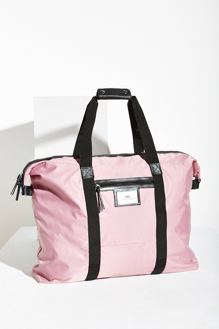 7f3b948e71d Day birger et mikkelsen Gweneth Weekend Bag in Pink