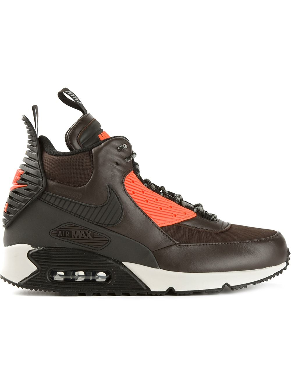 online store 58701 08ccd Gallery. Previously sold at  Farfetch · Men s Sneakerboots Men s Air Max 90  Sneakers