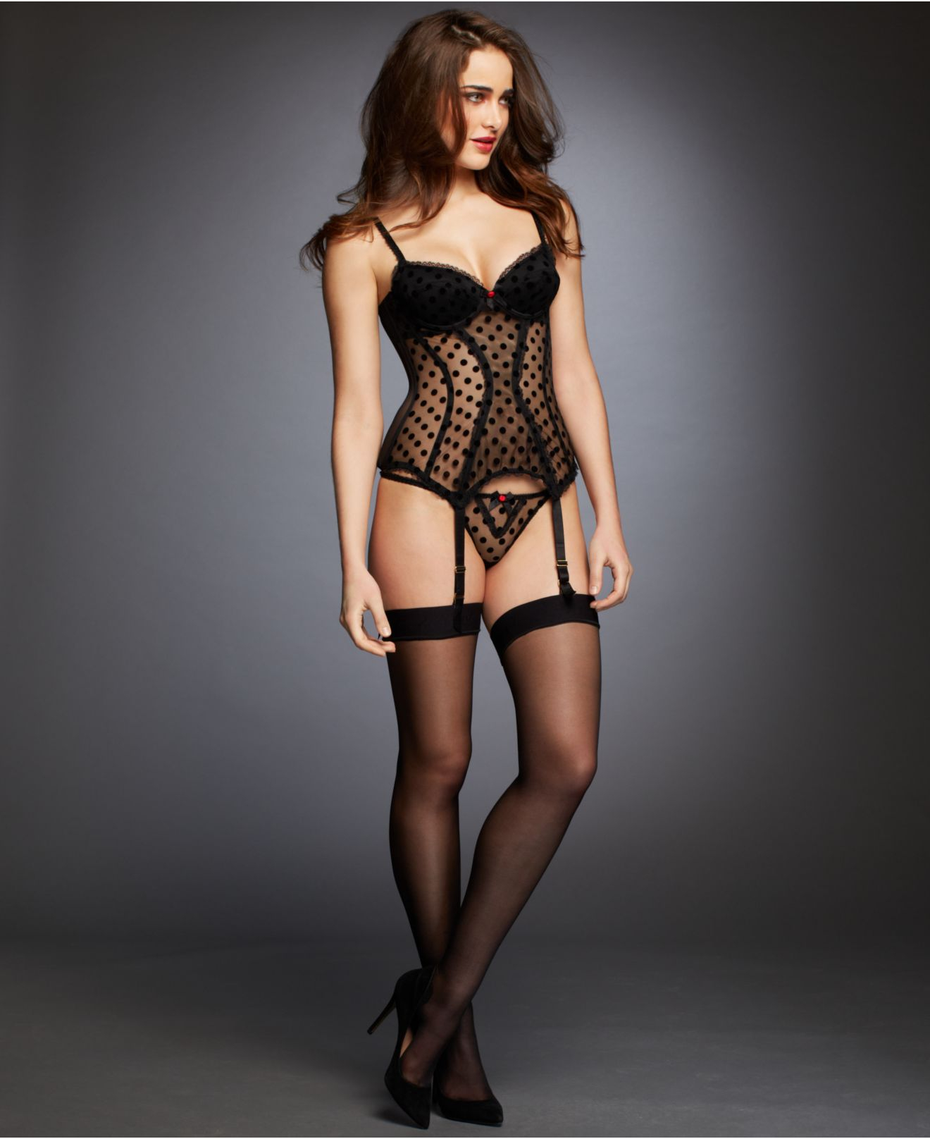 Lagent By Agent Provocateur Rosalyn Basque Bustier L003