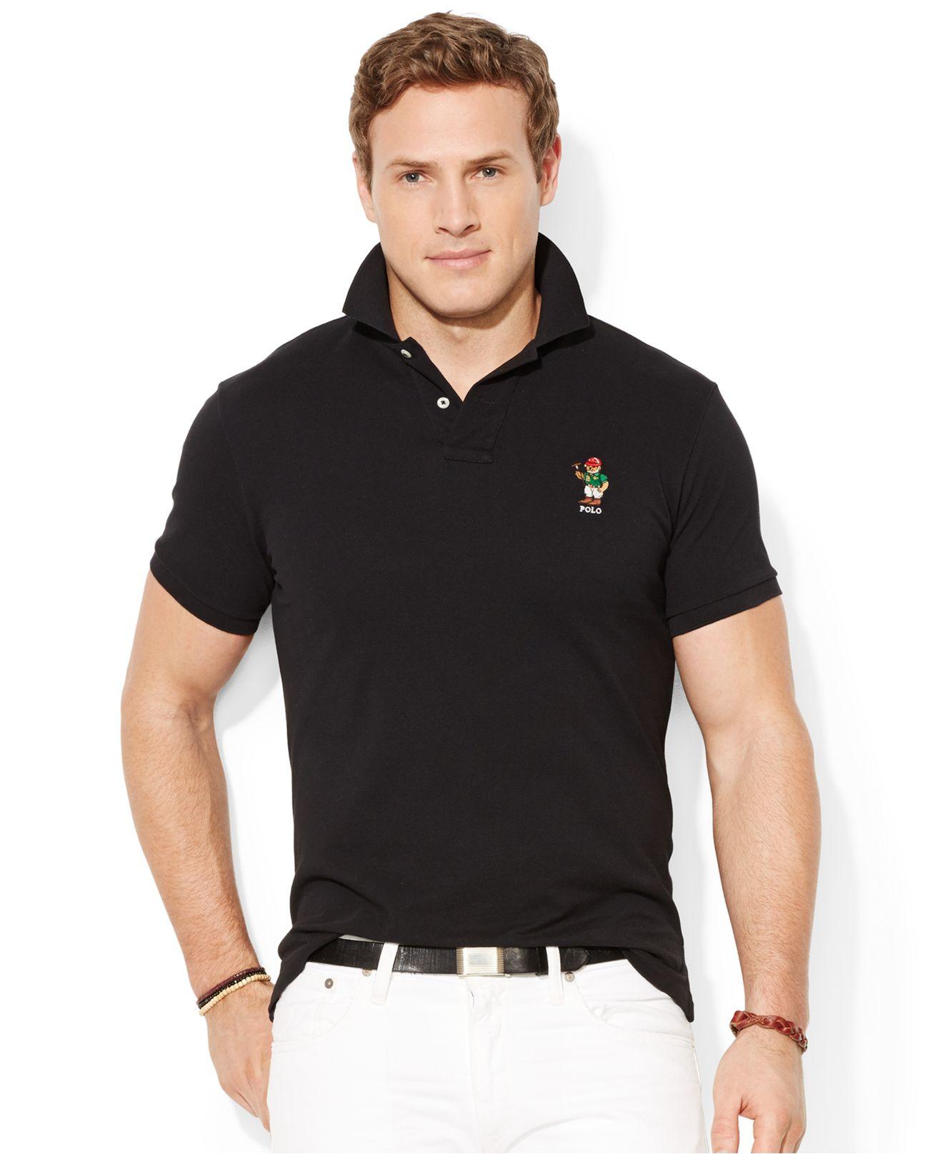 Ralph Lauren Dri Fit Polo Shirts Bcd Tofu House