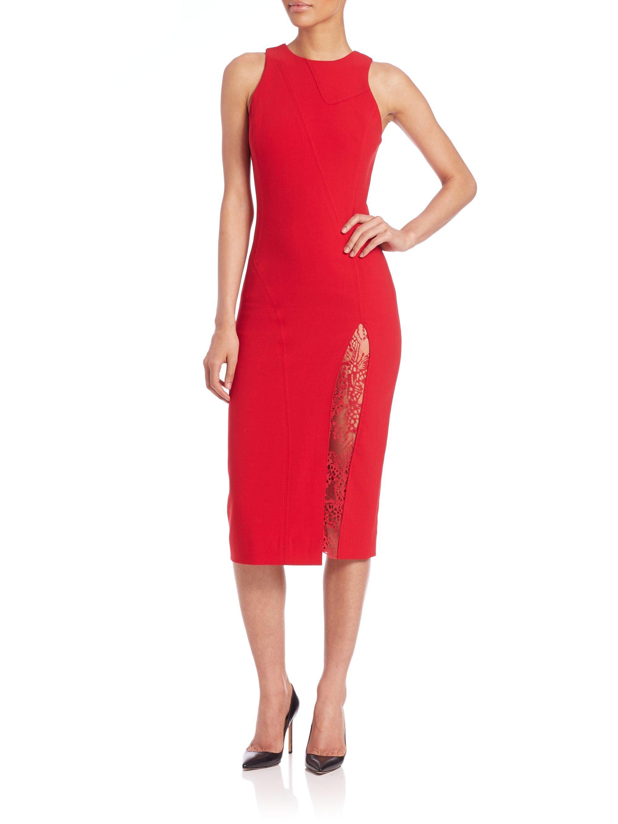 DRESSES - 3/4 length dresses Tamara Mellon 4DwIZCh