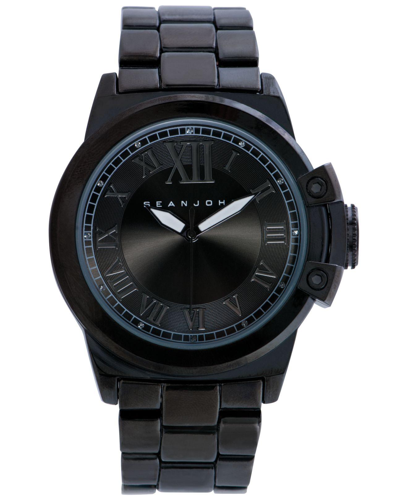 s gunmetal tone bracelet 56x49mm