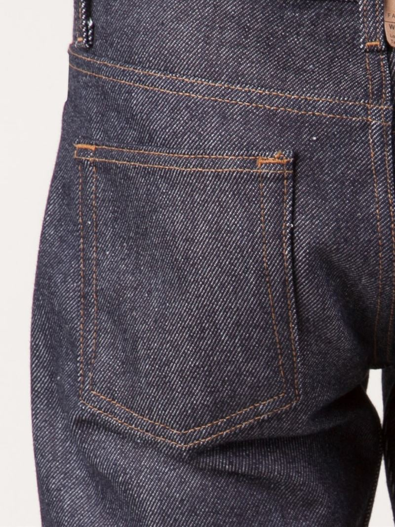 Lyst - Naked  Famous Heavy Soft Jeans In Blue For Men-9497