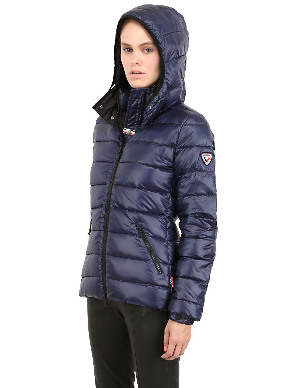 Nylon Down Jacket Jacket To