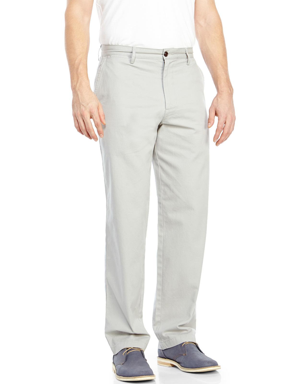 Dockers Light Grey Field Khaki Pants in Gray for Men   Lyst