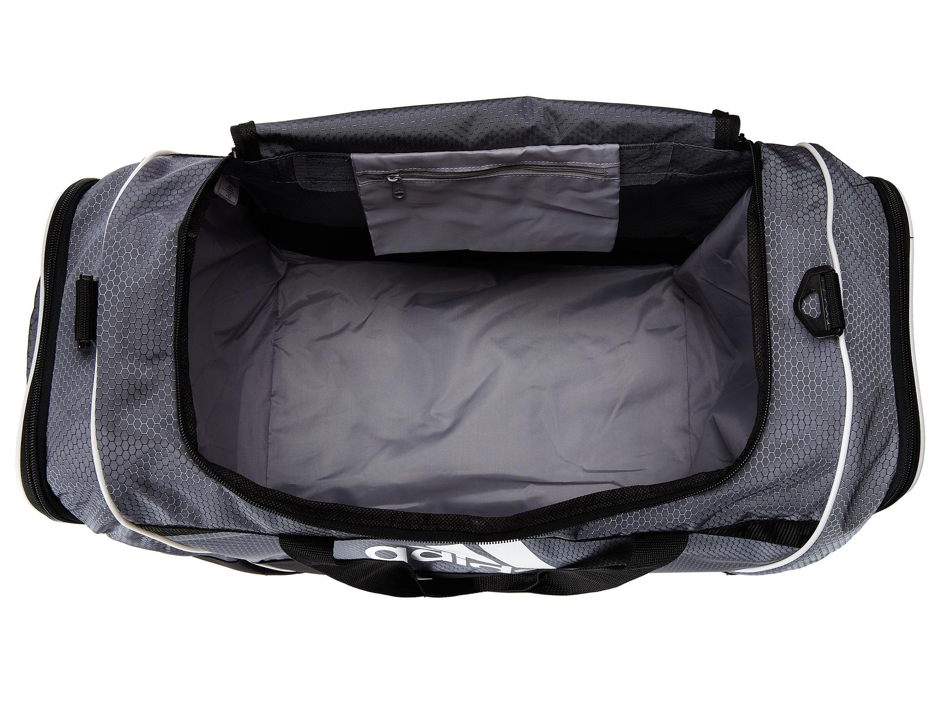 fe5975532d76 Lyst - adidas Originals Defender Ii Duffel Medium in Gray