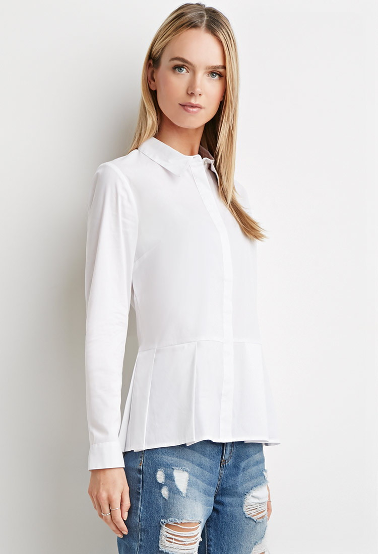 Women Collared Shirts