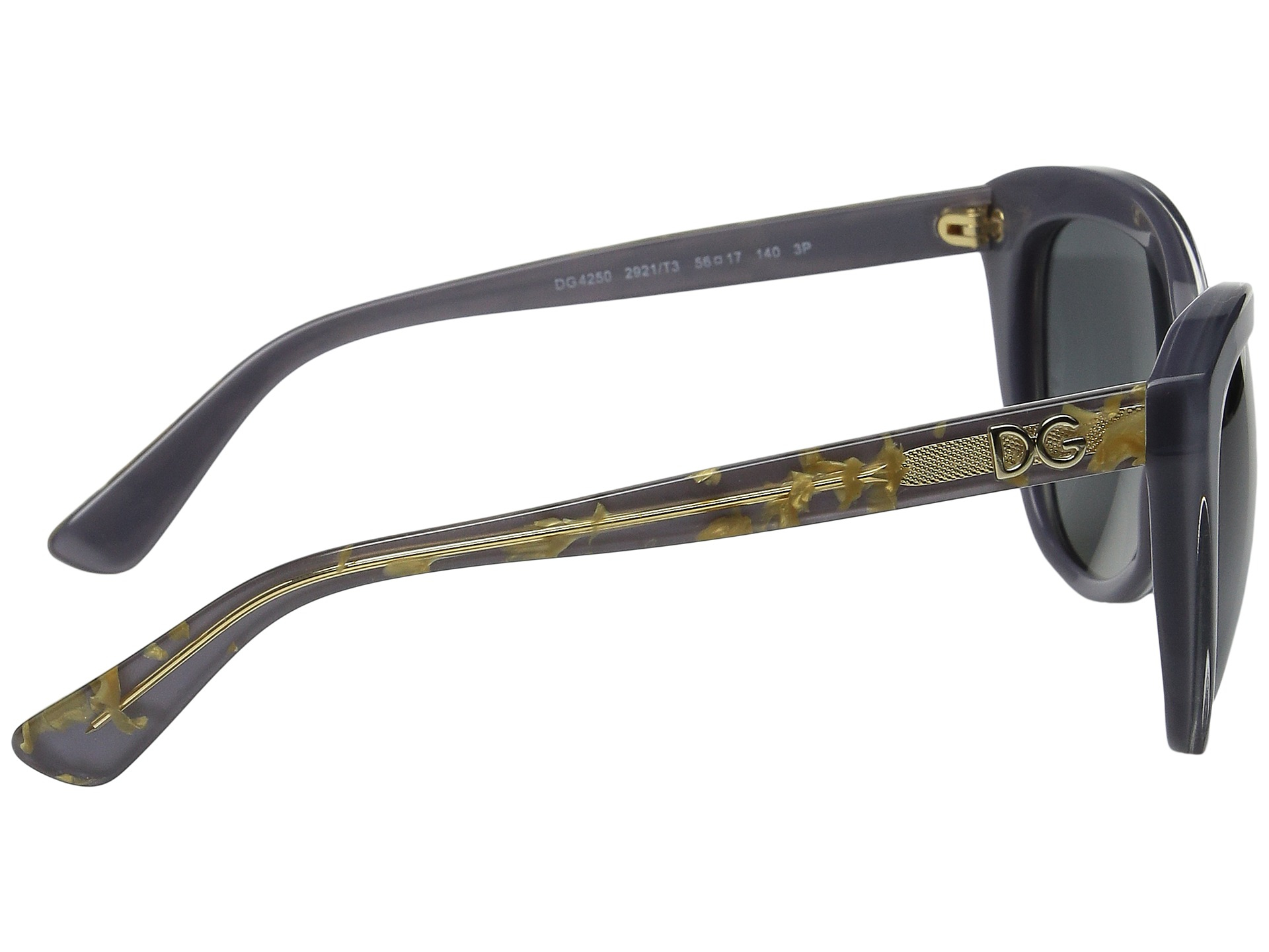 83c18b7eb467 Lyst - Dolce   Gabbana Dg4250 in Gray