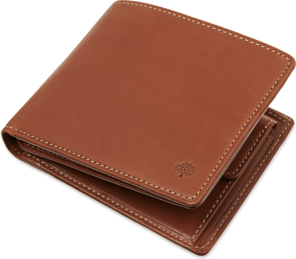 4744507e5d95 ... top quality mulberry natural waxed leather wallet for men in brown for men  lyst 1733e b2f3d