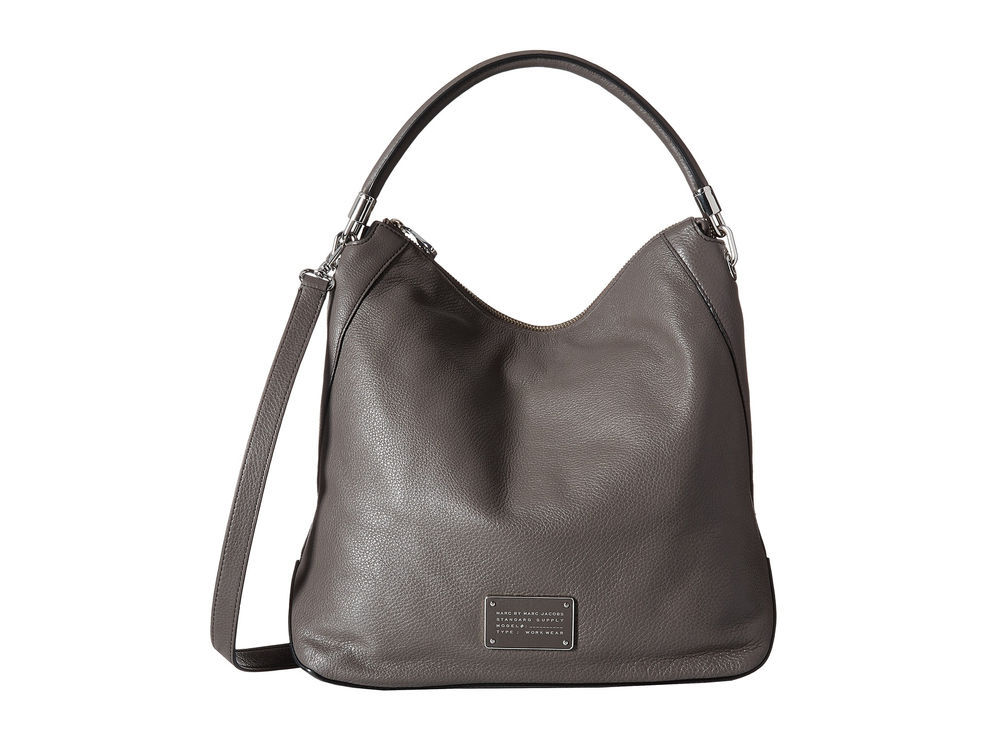 Marc Jacobs Hobo Laukku : Marc by jacobs too hot to handle hobo lyst