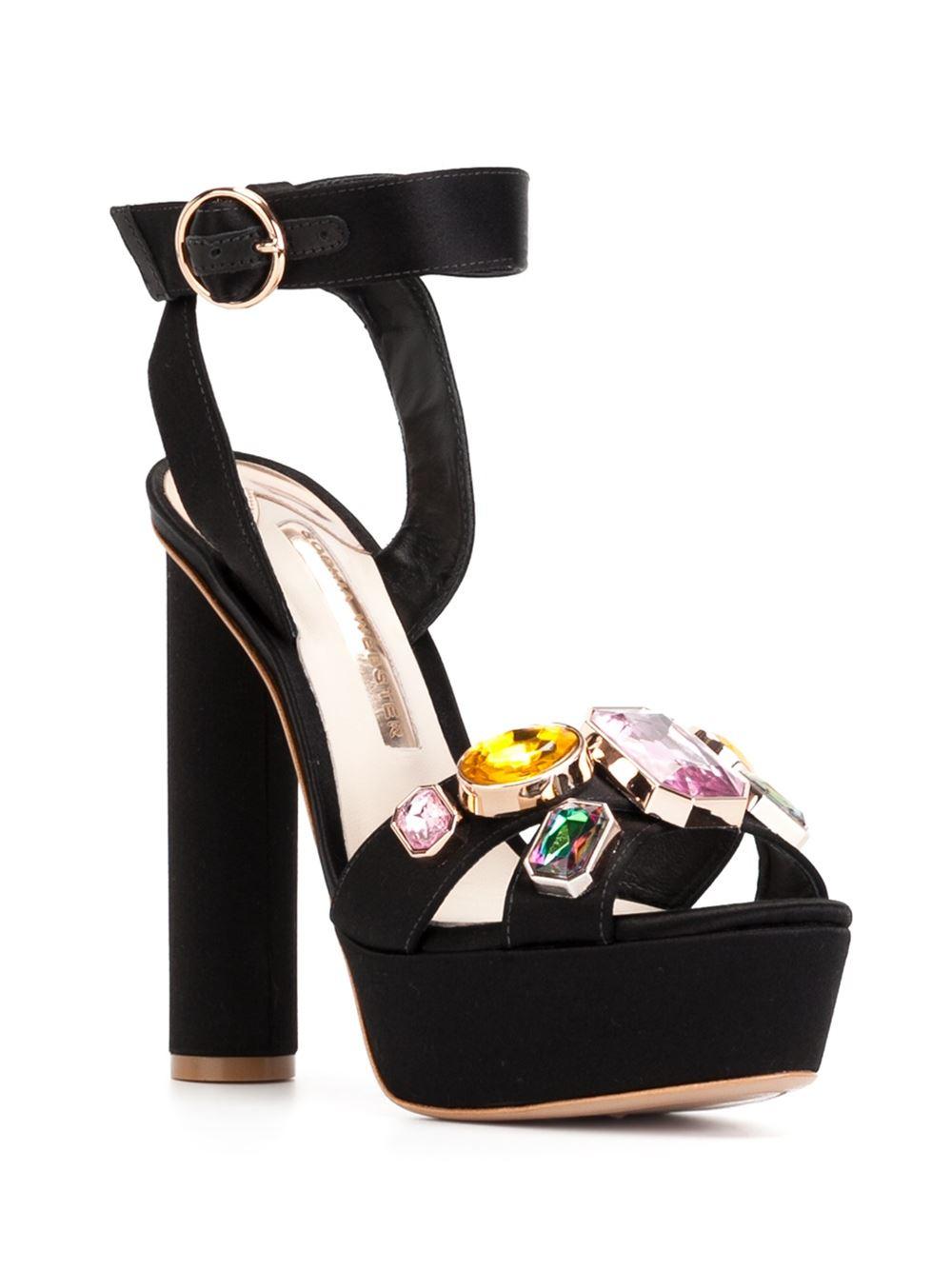 SOPHIA WEBSTER Rosalind Gem sandals wNcGcs
