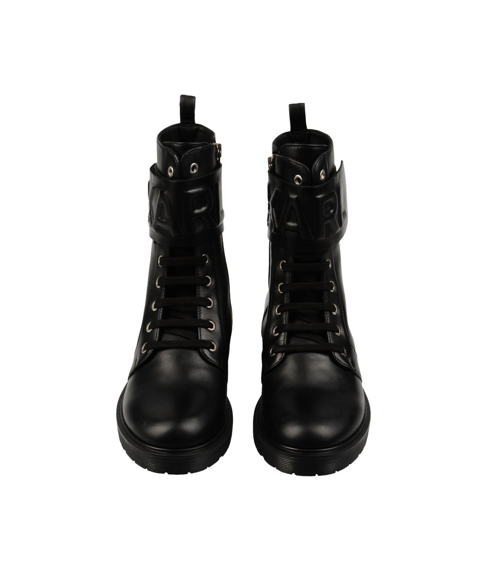 Lyst Karl Lagerfeld K Track Boot In Black