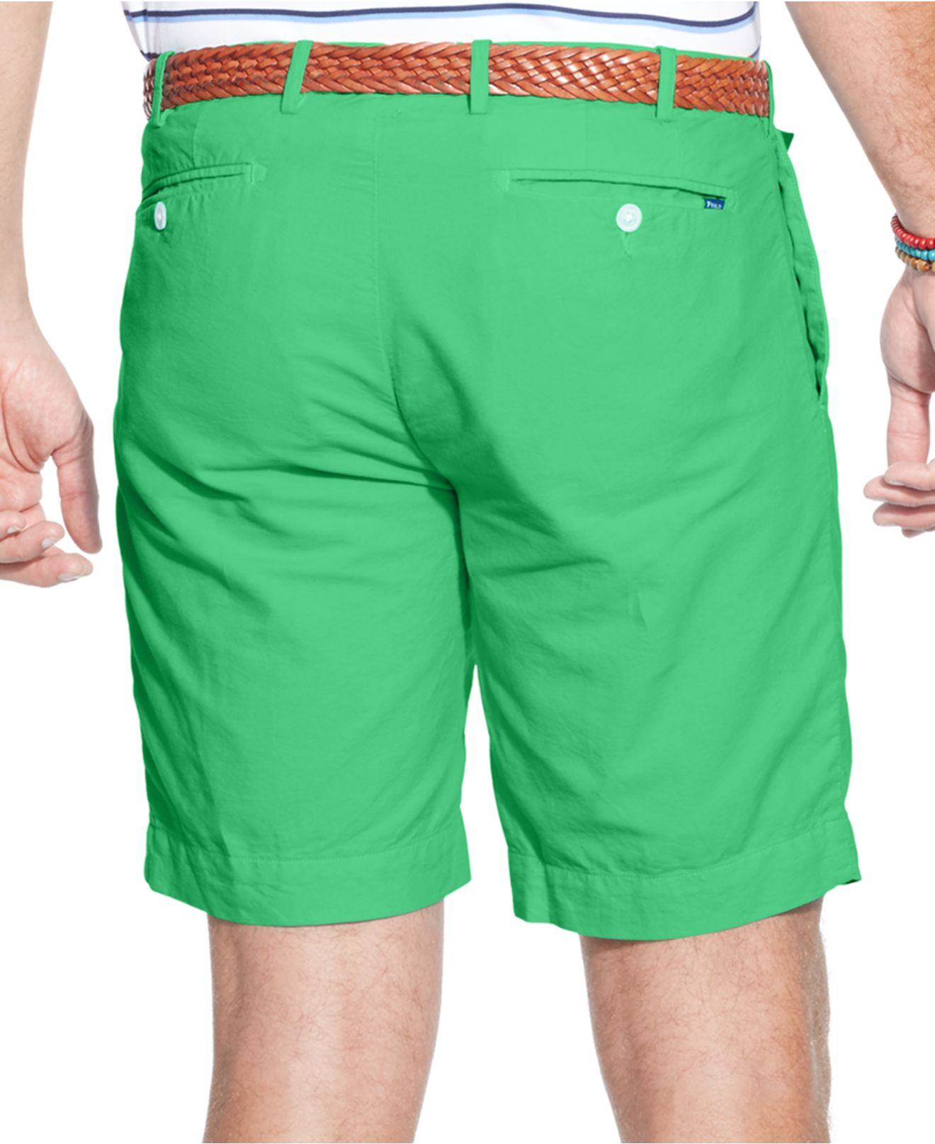 Lyst - Polo Ralph Lauren Big And Tall Newport Cargo Shorts in Green for Men