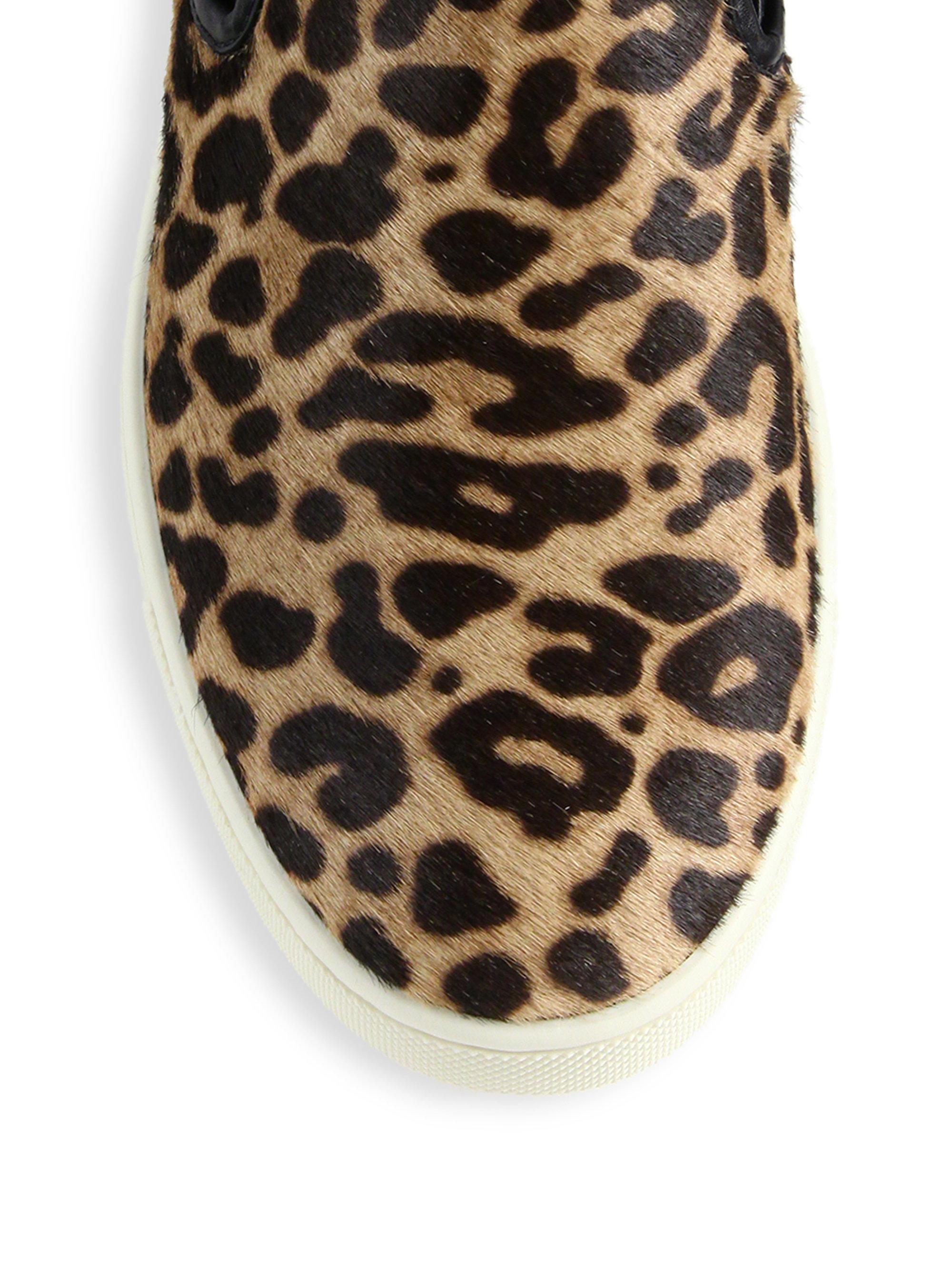 30940a932849 Christian Louboutin Master Key Leopard-print Calf Hair & Leather ...