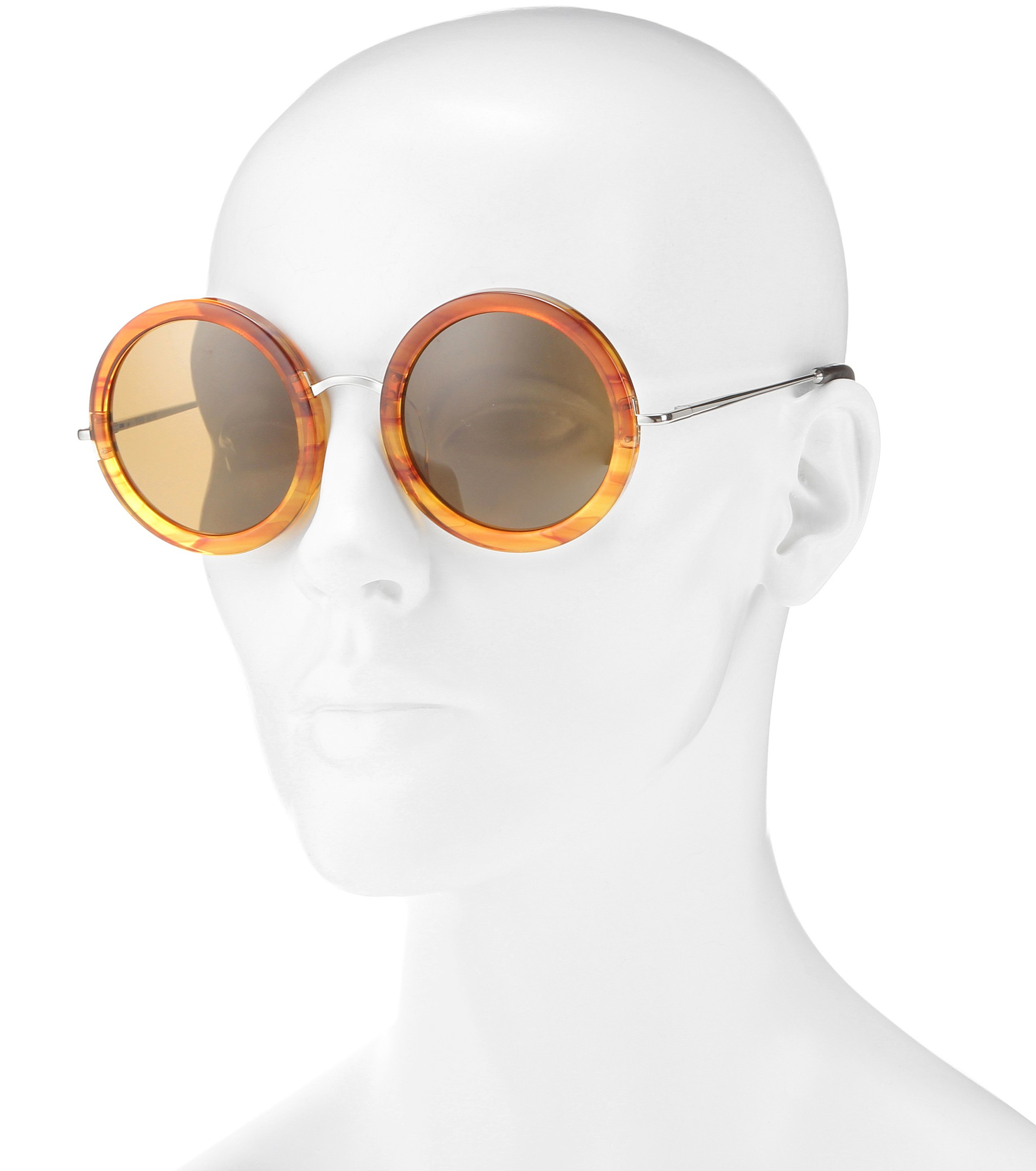 The row 8 Sunglasses in Brown