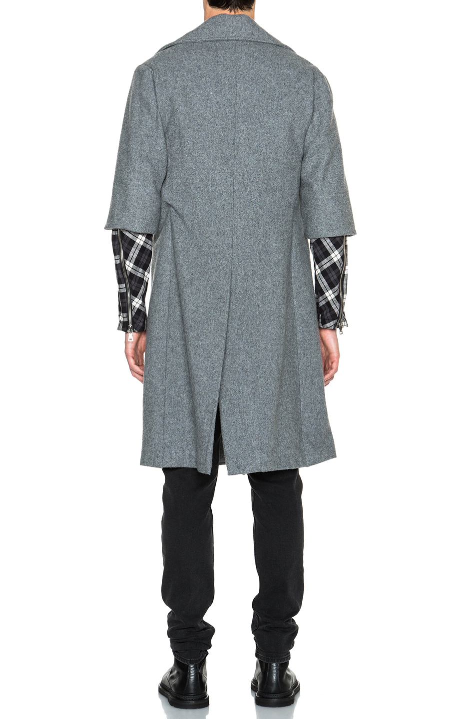 Fear of god Men's Car Coat in Gray | Lyst
