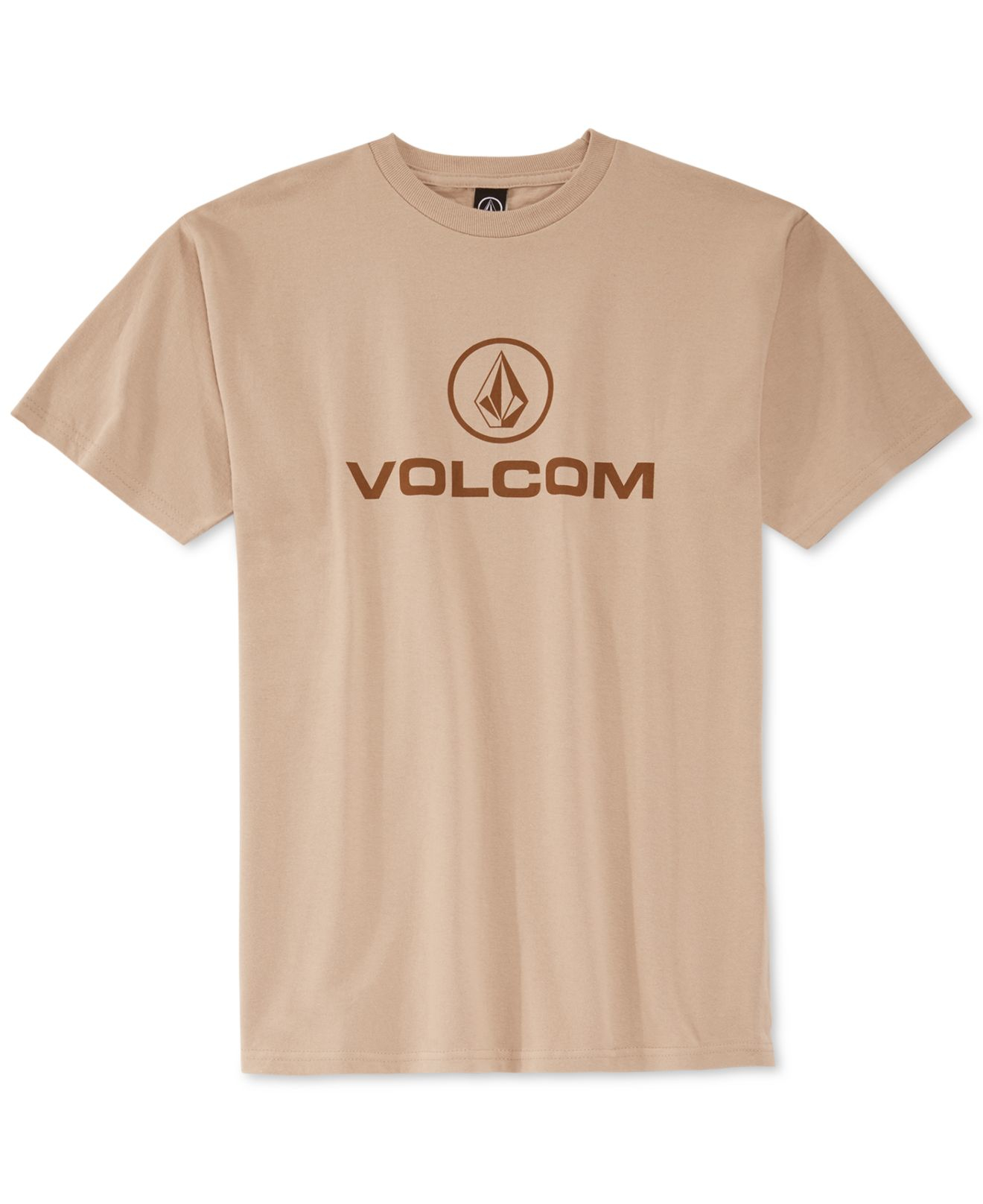 Lyst Volcom Wordmark Graphic Print Logo T Shirt In