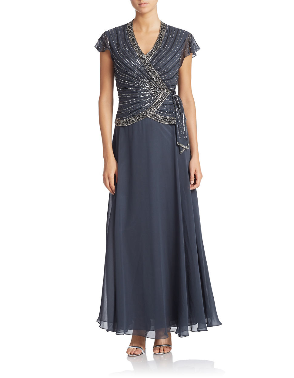 J Kara Petite Evening Gowns_Evening Dresses_dressesss