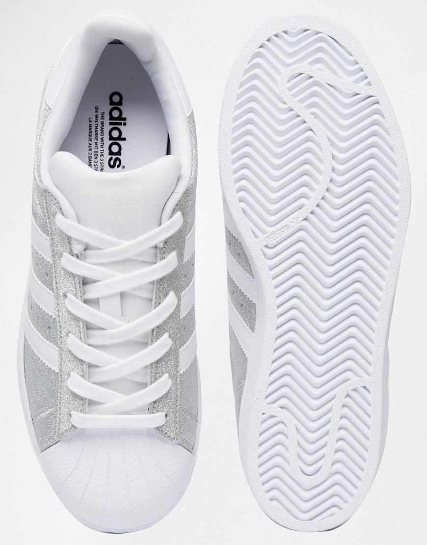 Adidas Superstar Metallic Sneaker