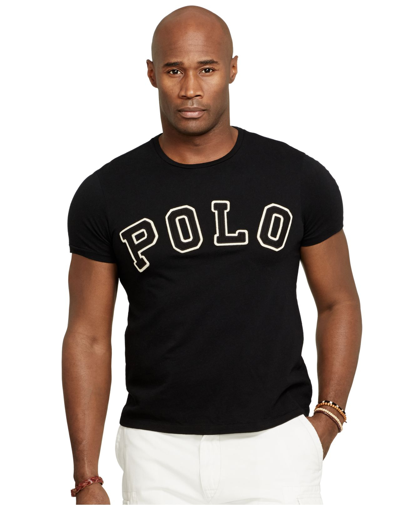 Polo Ralph Lauren Big And Tall Classic Fit 39 Polo 39 T Shirt