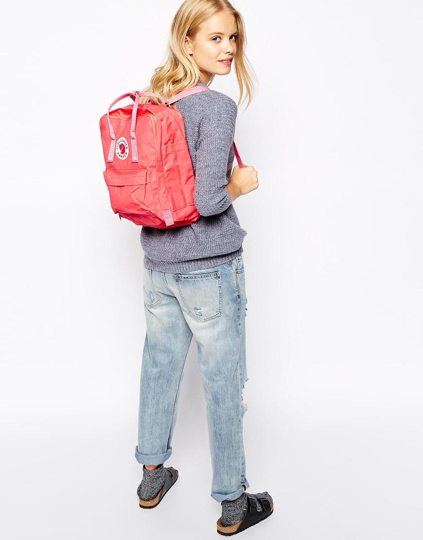 fjallraven kanken classic backpack in