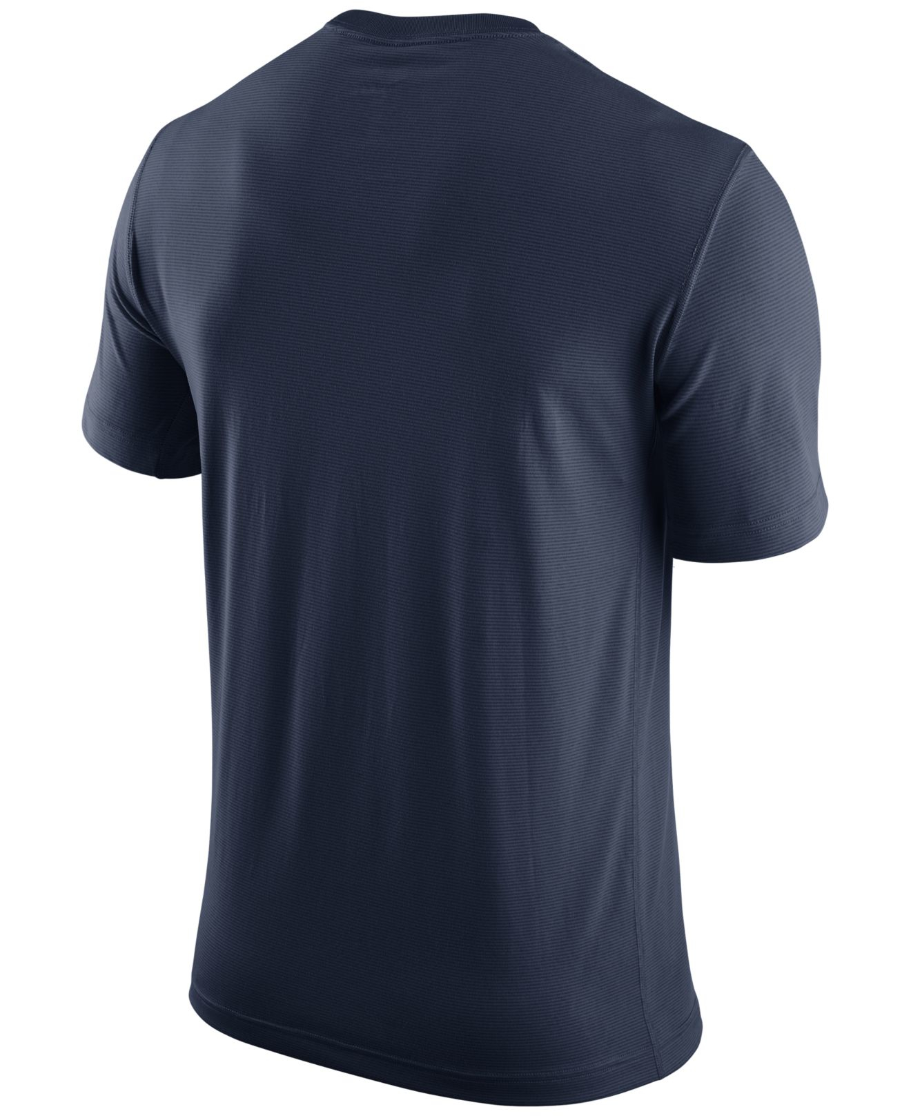 Nike men 39 s san diego chargers dri fit touch t shirt in for T shirt screen printing san diego