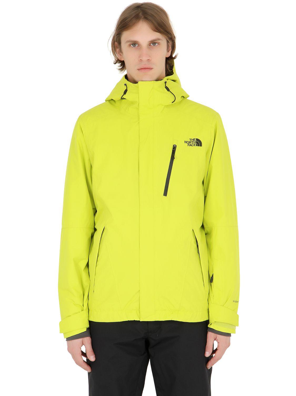 lyst the north face descendit insulated ski jacket for men. Black Bedroom Furniture Sets. Home Design Ideas