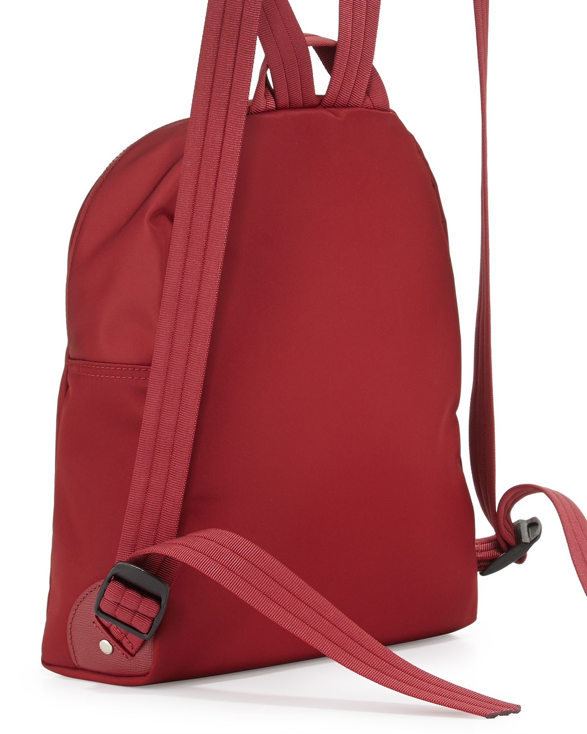 Longchamp Le Pliage Neo Backpack In Red Lyst