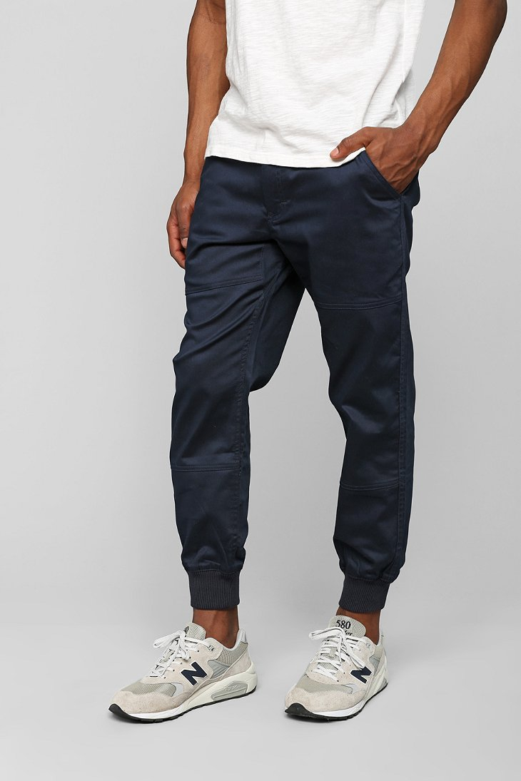 Timberland Legacy Jogger Pant In Blue For Men